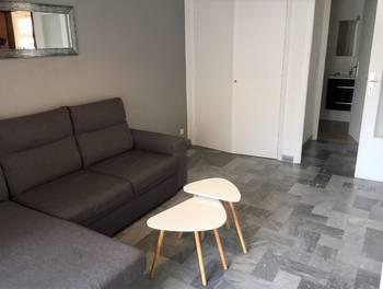 Studio meublé 26,92 m2