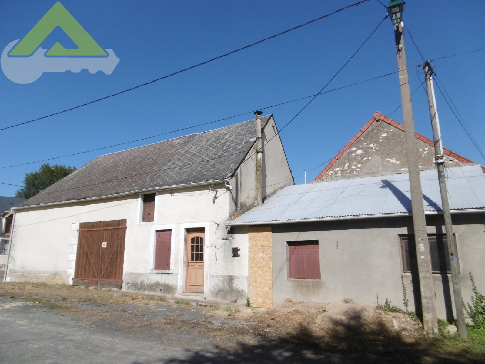 vente Maison 1 pièce (42 m²) 33 000 € Maisonnais (18) 3aa03005b6f4