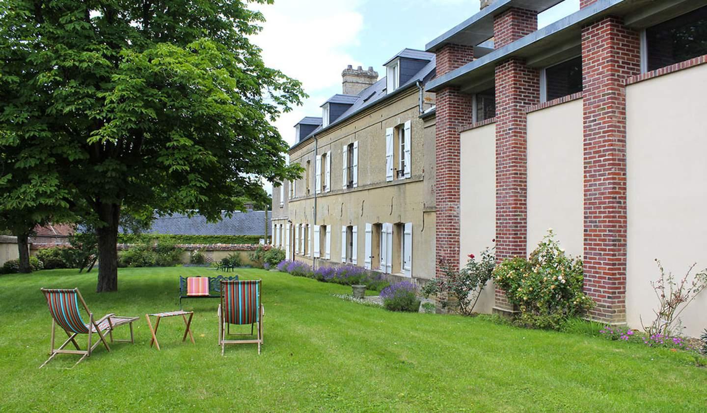 Propriété avec jardin Saint-Germer-de-Fly