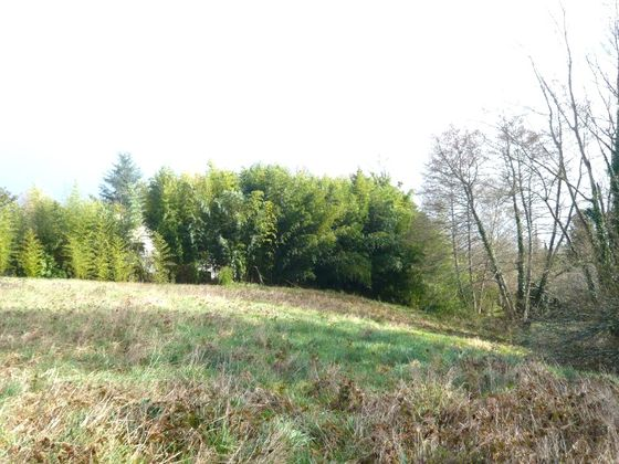 Vente terrain 1905 m2