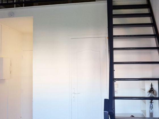 Location studio 18,77 m2