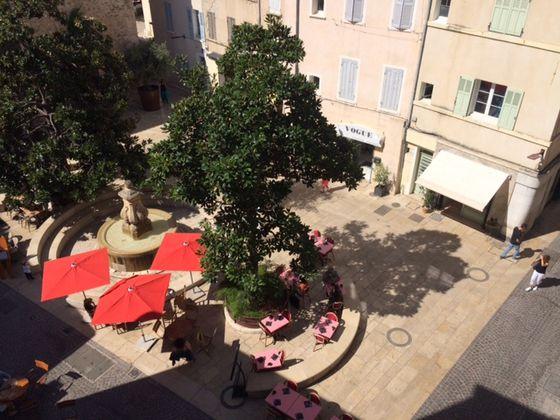 Location appartement meublé 2 pièces 33,29 m2