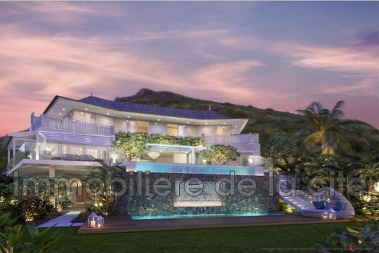 Villa with pool and terrace