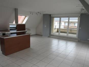 Appartement 4 pièces 96,84 m2