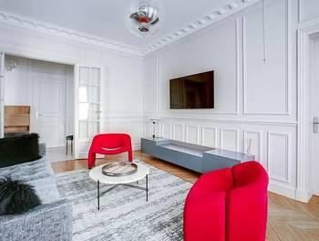 Appartement meublé 4 pièces 88 m2