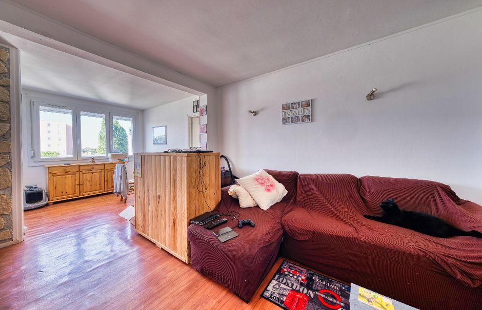 Vente appartement 5 pièces 67 m² à Saint-Quentin (02100), 54 000 €