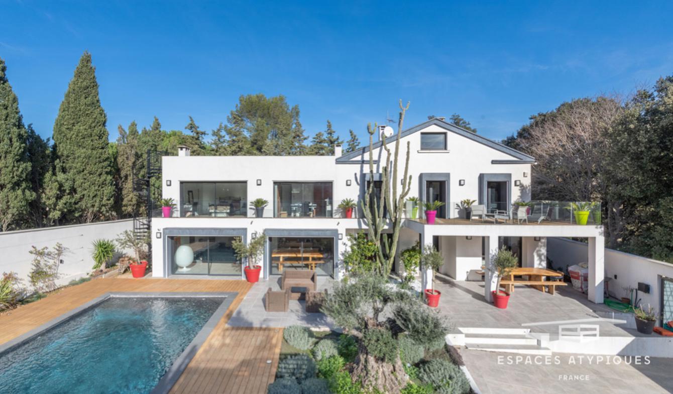 Espace Atypique Aix En Provence vente maison de luxe marseille 9ème | 1 470 000 € | 260 m²