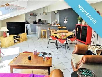 Appartement 5 pièces 83 m2