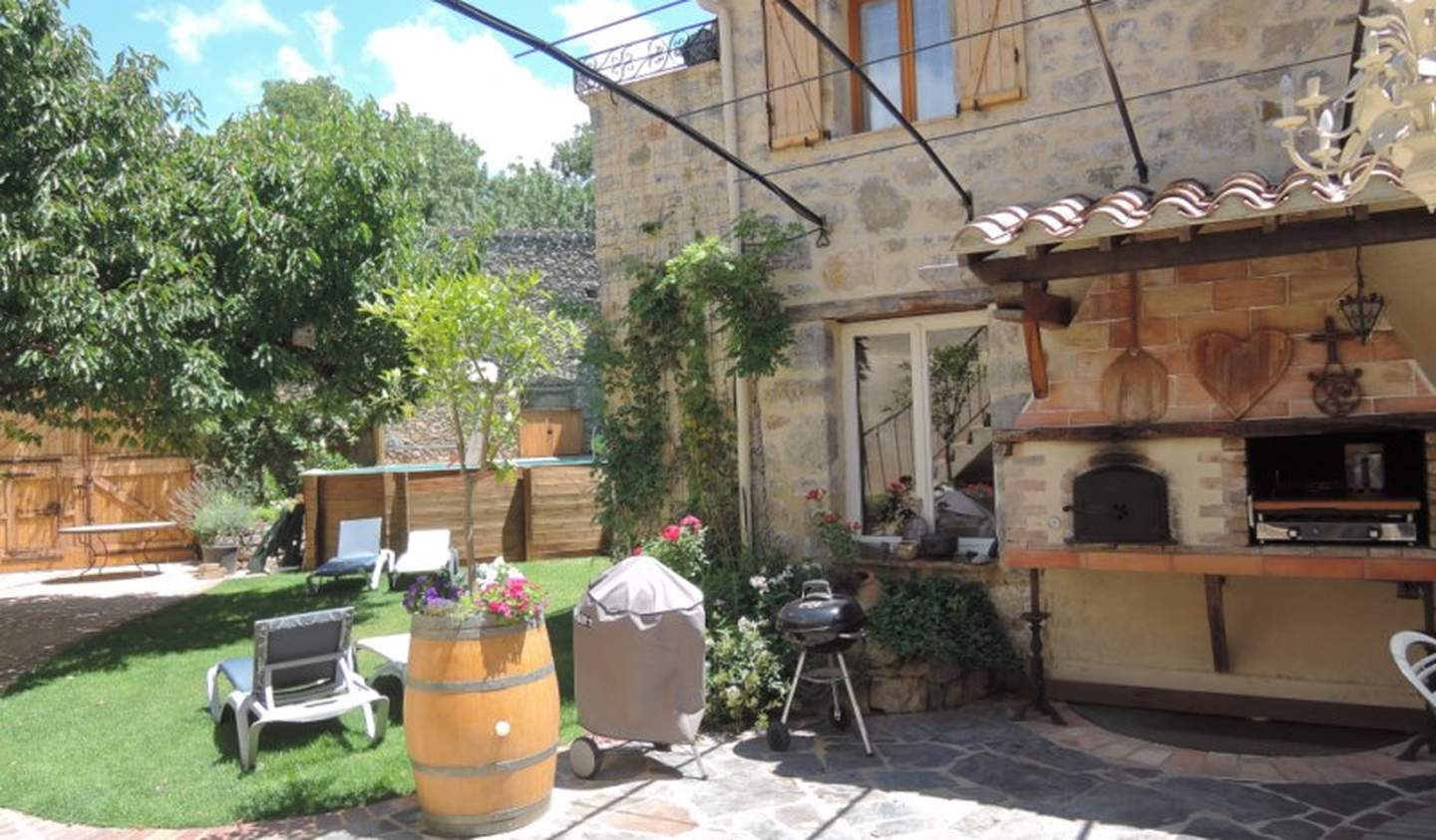 Property with pool and garden Lagrasse