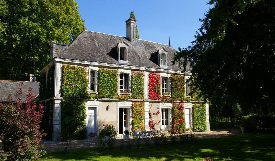 Bl r castle for sale 848 000 800 m - Maison tourangelle ...