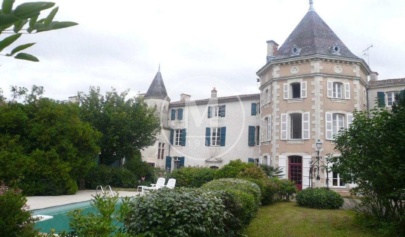 Maison Mauzé-sur-le-Mignon