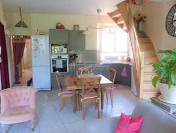 Appartement 2 pièces 66,81 m2