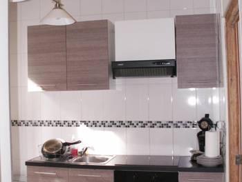 Appartement meublé 2 pièces 34 m2