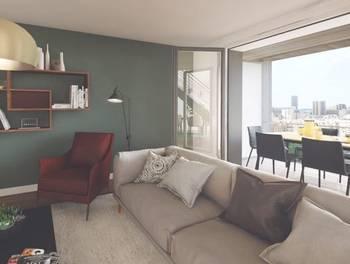 Appartement 4 pièces 76,1 m2