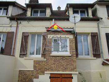 Maison 3 pièces 65,88 m2