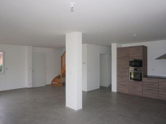 vente Maison 7 pièces 119 m2 Saint-André-de-Bâgé
