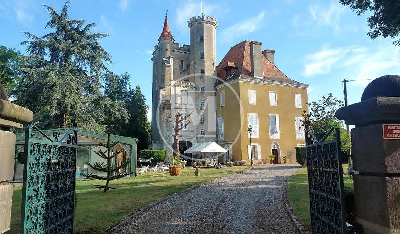 Castle Billom