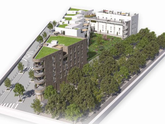Vente appartement 3 pièces 66,77 m2