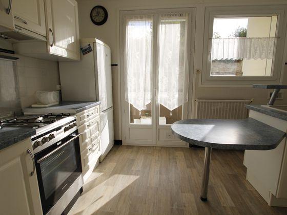 Vente appartement 4 pièces 90,18 m2