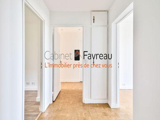 Vente appartement 3 pièces 68,56 m2
