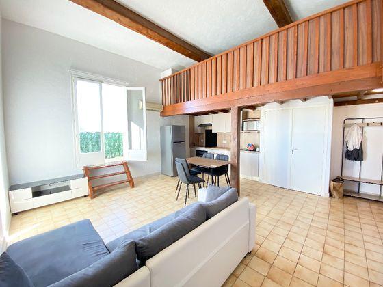 Location appartement 2 pièces 42,36 m2