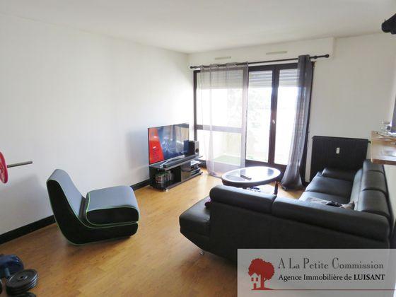 Vente appartement 4 pièces 77,18 m2