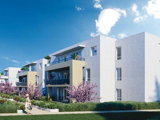 Vente appartement 3 pièces 62,65 m2
