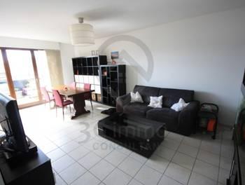 Appartement 4 pièces 83,16 m2