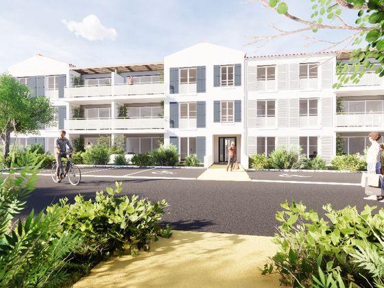 Vente appartement 3 pièces 66,22 m2