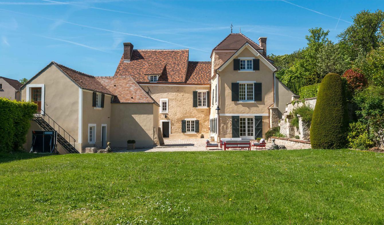 House L'Etang-la-Ville