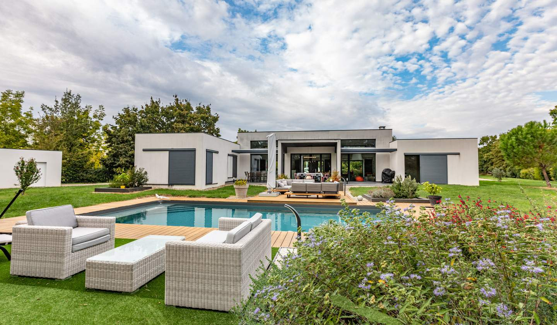 Villa avec piscine Nérac