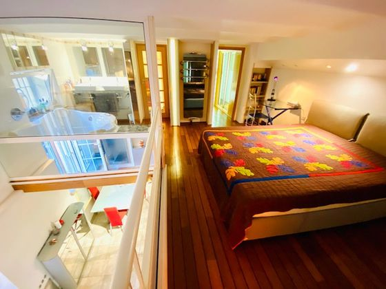 Vente duplex 2 pièces 59,06 m2