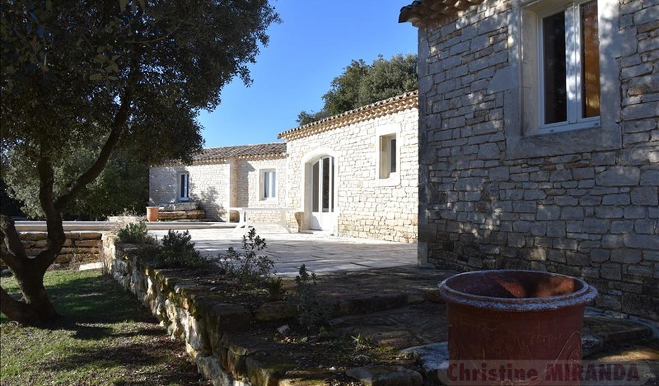 Villa avec piscine et terrasse Orgnac-l'Aven