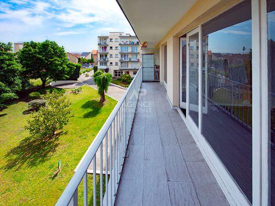 Vente appartement 3 pièces 59,32 m2