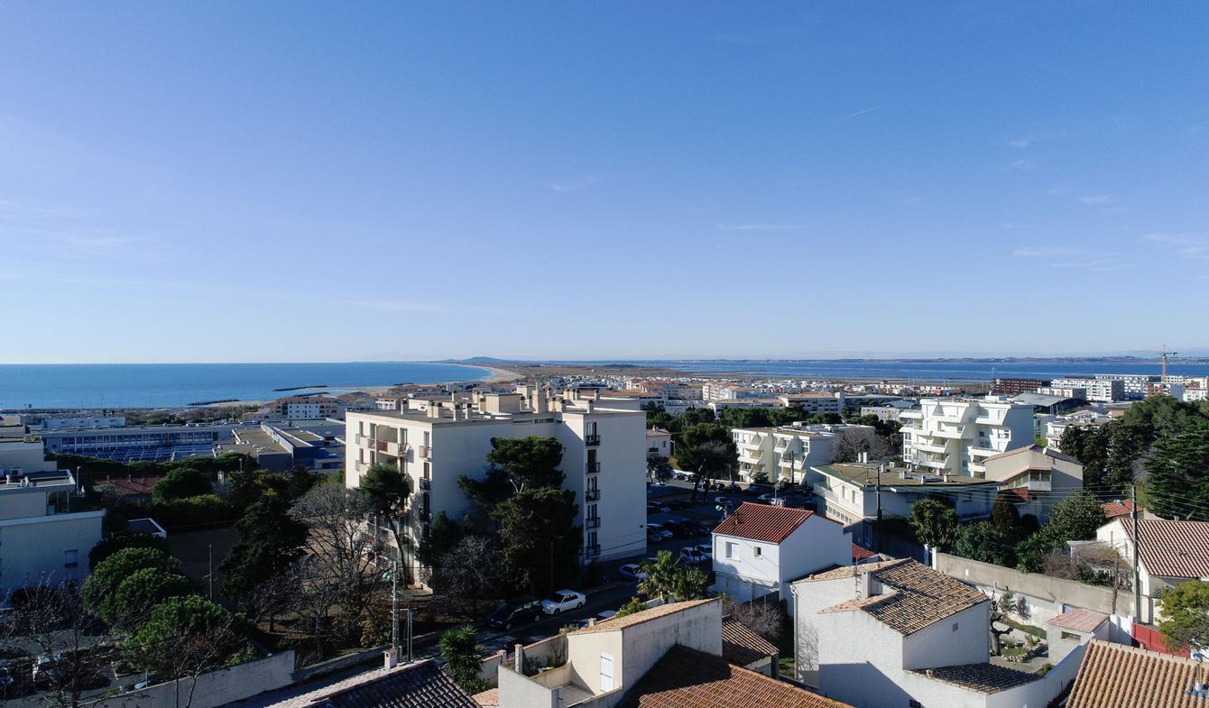 Appartement avec terrasse Sète