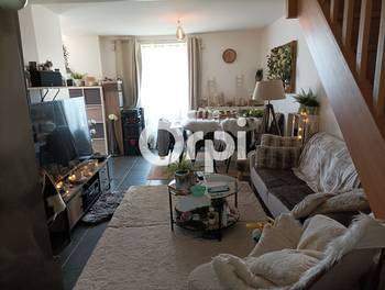 Maison 3 pièces 64,2 m2
