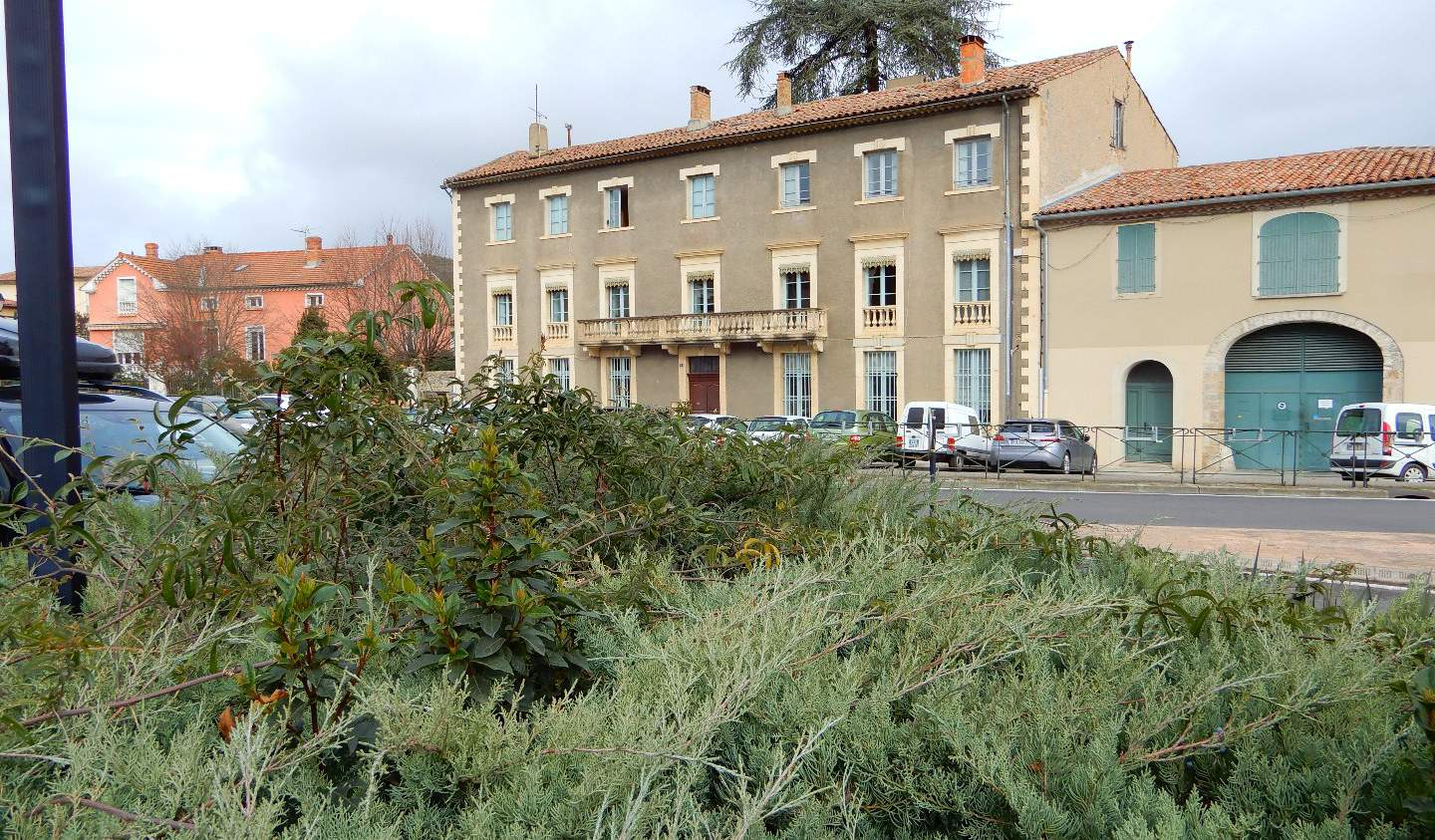 House with terrace Limoux