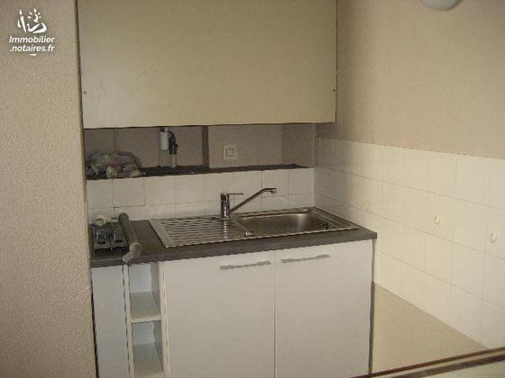 Location appartement 2 pièces 41,34 m2