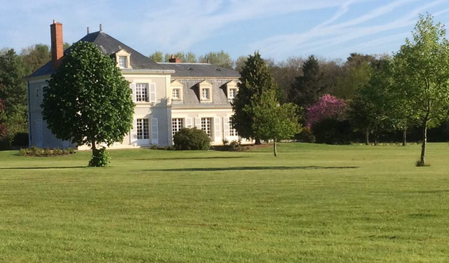 Property with pool and garden Angers
