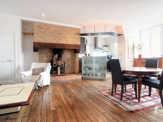 vente Appartement 4 pièces 109 m2 Rennes