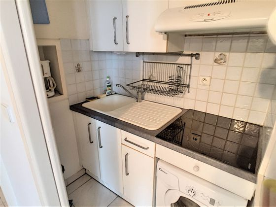 Vente appartement 2 pièces 27,21 m2