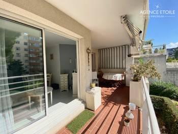 Appartement 2 pièces 42,39 m2
