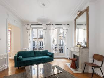Appartement meublé 2 pièces 74,16 m2