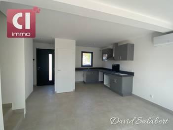 Maison 4 pièces 75,58 m2