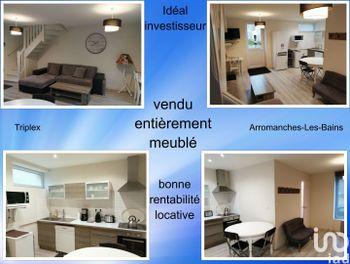 maison à Arromanches-les-Bains (14)