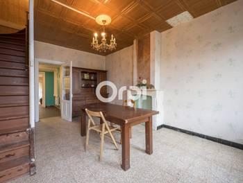 Maison 3 pièces 58,11 m2