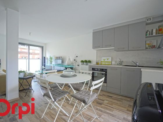 Vente appartement 3 pièces 64,4 m2