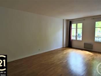 Appartement 4 pièces 85,76 m2