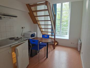 Studio meublé 25,88 m2