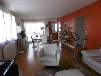 Appartement meublé 4 pièces 86,47 m2